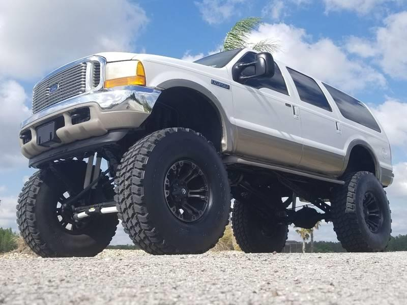 2000 Ford Excursion for sale at Specialty Motors LLC in Land O Lakes FL