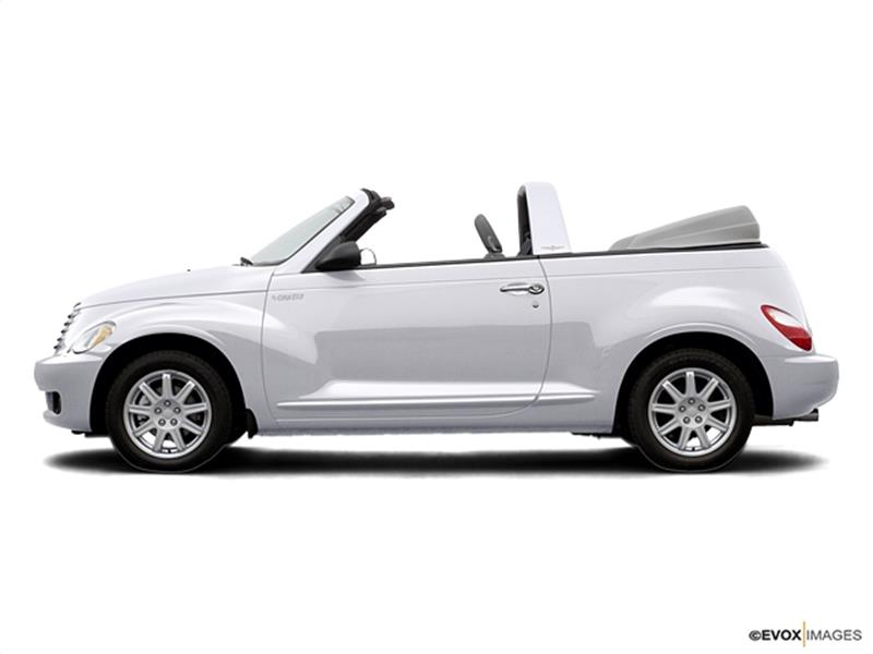 chrysler pt cruiser convertible automatic