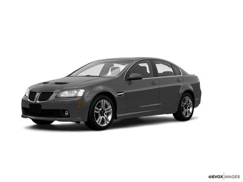 2009 Pontiac G8 for sale in Anderson, IN