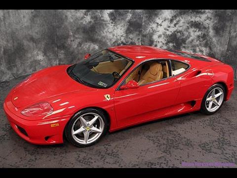 1999 Ferrari F360