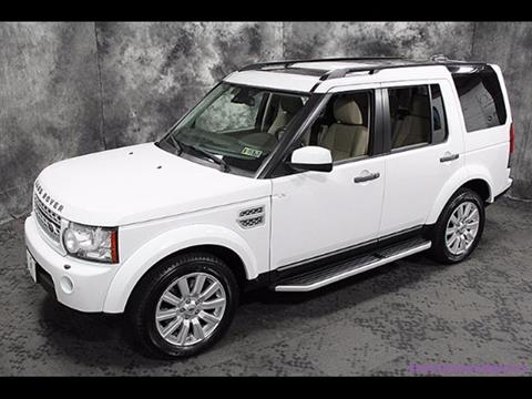 2013 Land Rover LR4 for sale in Kingston, PA