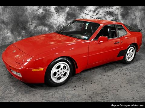 1987 Porsche 944 for sale in Kingston, PA
