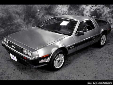 1981 DeLorean DMC-12 for sale in Kingston, PA