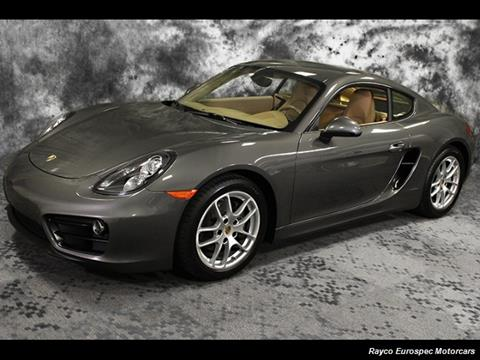 2015 Porsche Cayman for sale in Kingston, PA