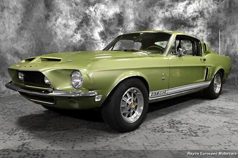 1968 Ford Shelby GT350 for sale in Kingston, PA