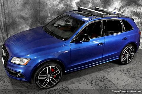 2017 Audi SQ5 for sale in Kingston, PA