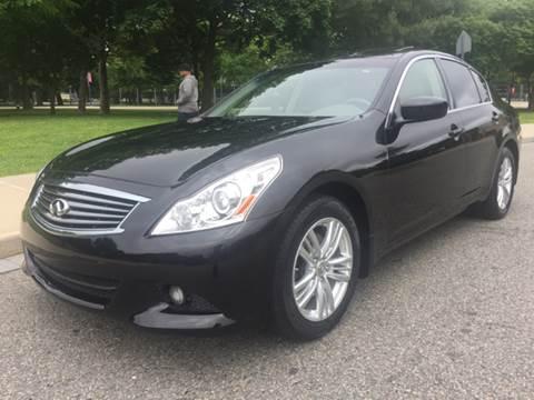 2011 Infiniti G25 Sedan for sale in Corona, NY