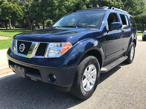 2007 Nissan Pathfinder for sale in Corona, NY