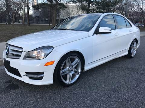 2013 mercedes benz c class for sale in new york for Mercedes benz amityville new york