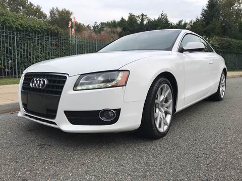 2012 Audi A5 for sale in Ozone Park, NY