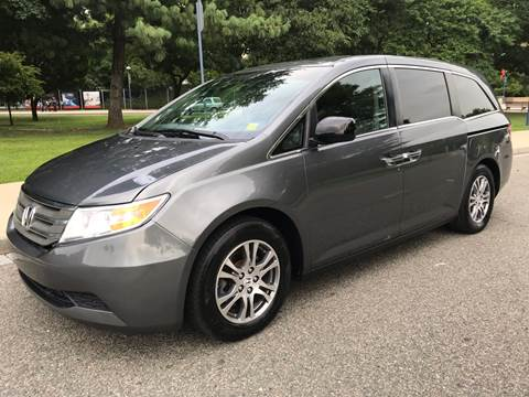 2012 Honda Odyssey for sale in Ozone Park, NY