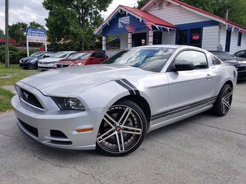 2013 Ford Mustang for sale in Durham, NC