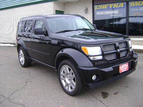 2007 Dodge Nitro for sale at Cheyka Motors - Used Vehicles in Schofield WI