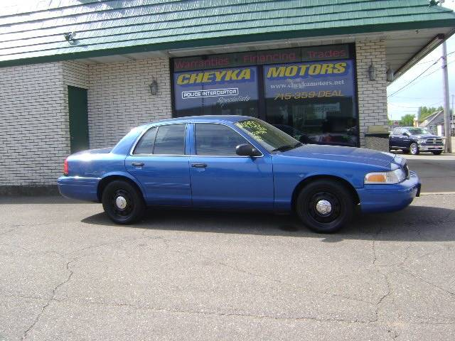 2010 Ford Crown Victoria for sale at Cheyka Motors in Schofield WI