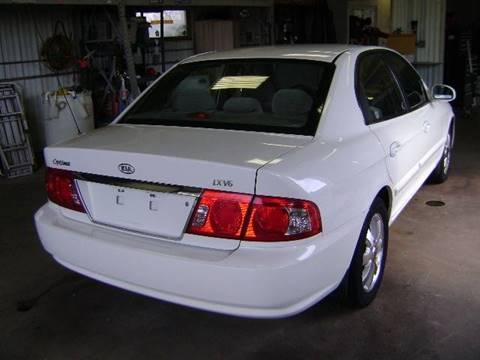 2005 Kia Optima for sale at Cheyka Motors in Schofield WI