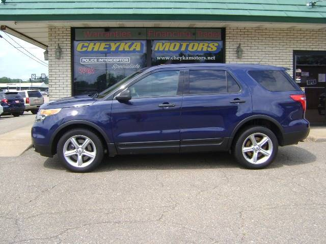 2014 Ford Explorer for sale at Cheyka Motors in Schofield WI