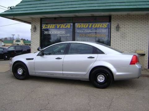 2015 Chevrolet Caprice for sale in Schofield, WI