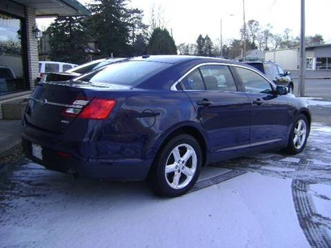 2014 Ford Taurus for sale at Cheyka Motors in Schofield WI
