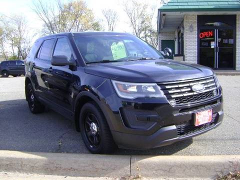 2016 Ford Explorer for sale at Cheyka Motors in Schofield WI