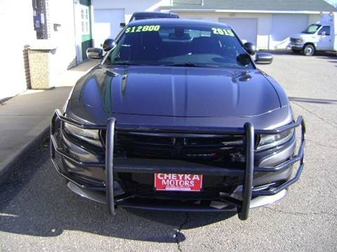 2015 Dodge Charger for sale in Schofield, WI