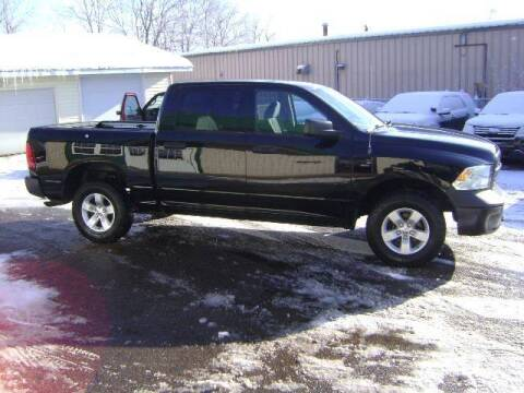 2013 RAM Ram Pickup 1500 for sale at Cheyka Motors in Schofield WI
