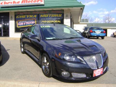 2009 Pontiac G6 for sale at Cheyka Motors in Schofield WI
