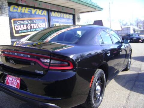 2016 Dodge Charger for sale at Cheyka Motors in Schofield WI