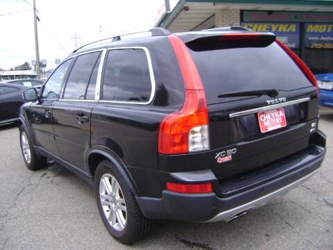 2008 Volvo XC90 for sale at Cheyka Motors in Schofield WI