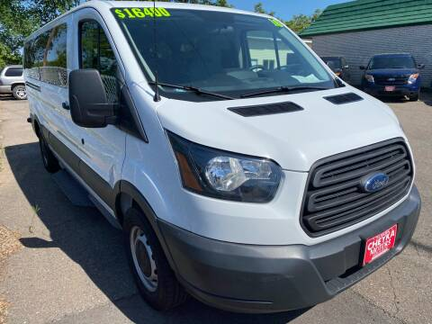 2016 Ford Transit Passenger for sale at Cheyka Motors in Schofield WI