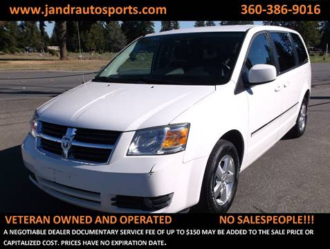 2008 Dodge Grand Caravan for sale in Marysville, WA