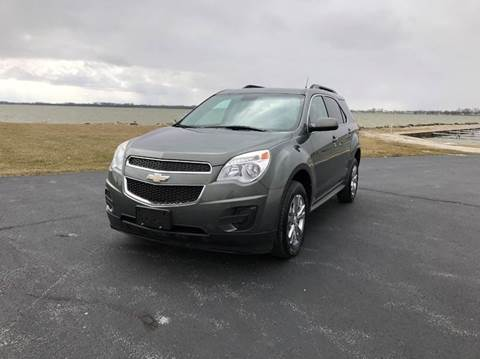 2012 Chevrolet Equinox for sale at Lakeshore Auto Sales LLC in Celina OH