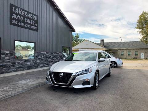 2019 Nissan Altima for sale in Celina, OH