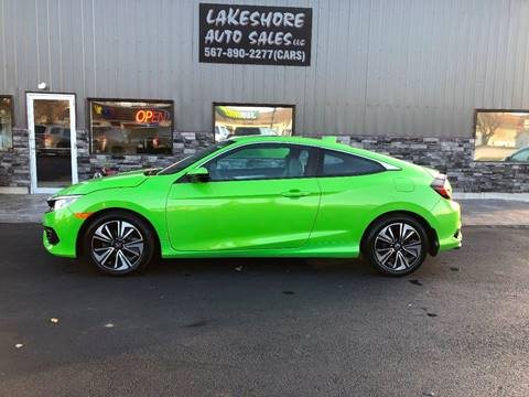Honda Civic For Sale In Celina Oh Lakeshore Auto Sales Llc