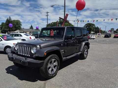 2018 Jeep Wrangler Unlimited for sale in Kennewick, WA