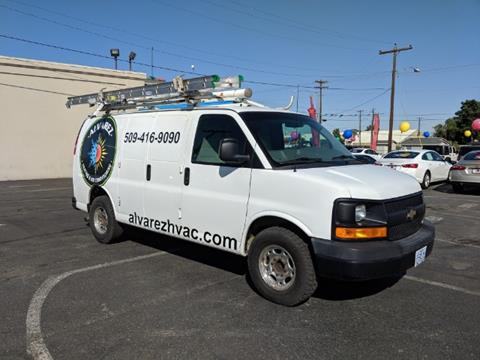 2010 Chevrolet Express Cargo for sale in Kennewick, WA