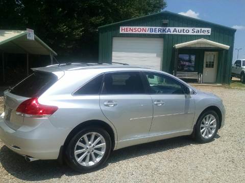 2011 Toyota Venza for sale in Gilmer, TX