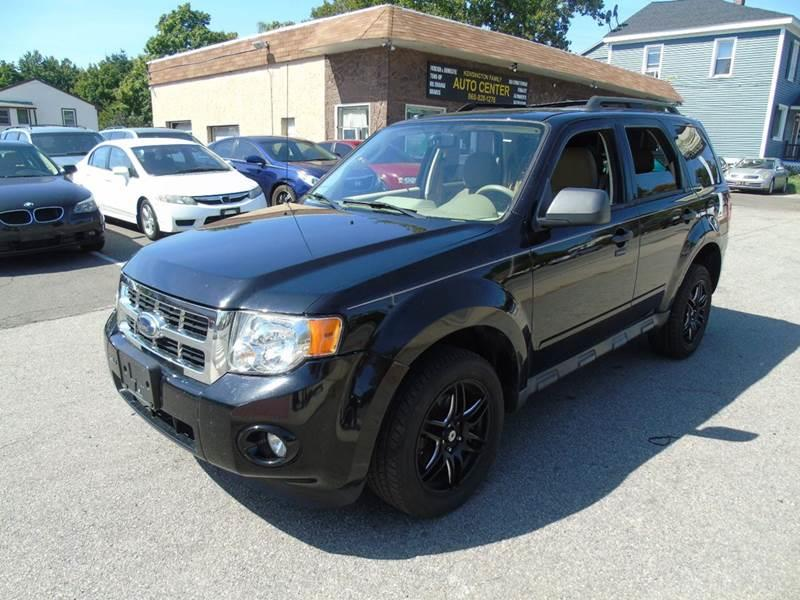 2009 Ford Escape AWD XLT 4dr SUV - Kensington CT
