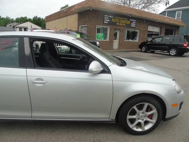 2007 Volkswagen Jetta GLI 4dr Sedan (2L I4 6A) - Kensington CT
