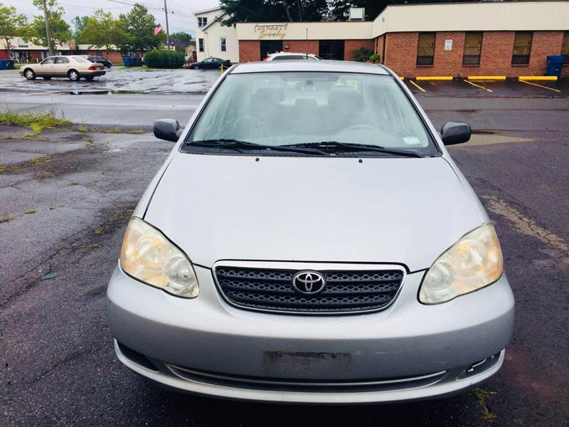 2005 Toyota Corolla For Sale At Kensington Family Auto In Kensington CT