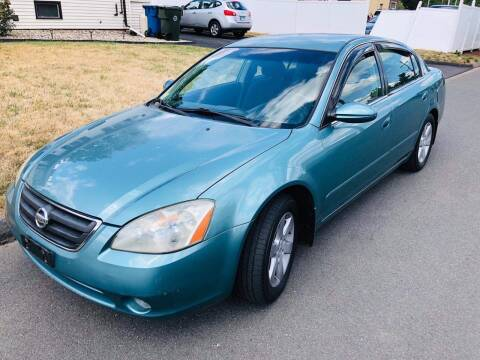 2003 Nissan Altima for sale at Kensington Family Auto in Kensington CT