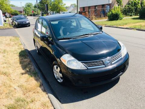 2007 Nissan Versa for sale at Kensington Family Auto in Kensington CT