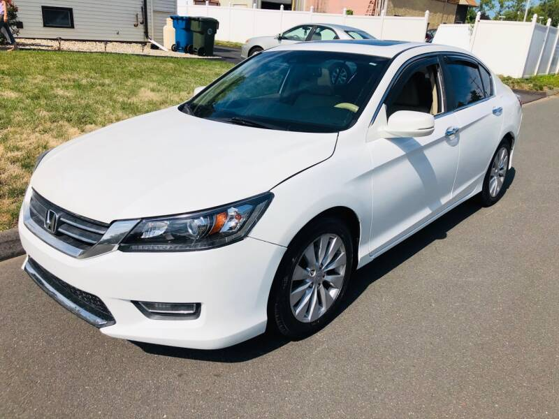 2013 Honda Accord for sale at Kensington Family Auto in Kensington CT