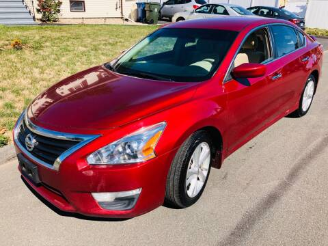 2013 Nissan Altima for sale at Kensington Family Auto in Kensington CT