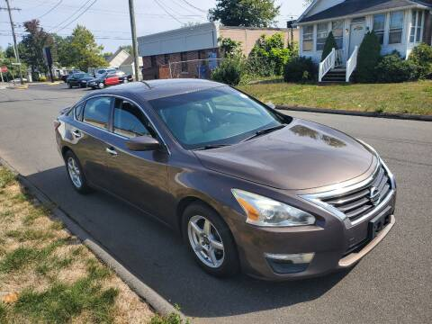 2014 Nissan Altima for sale at Kensington Family Auto in Kensington CT