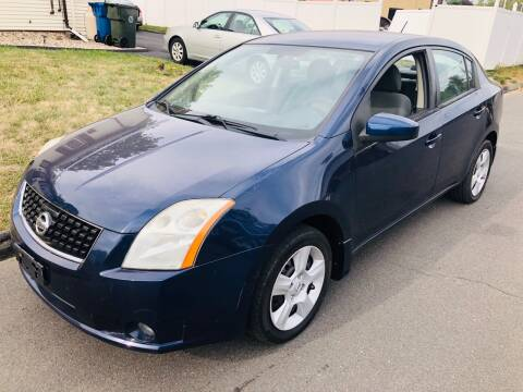 2008 Nissan Sentra for sale at Kensington Family Auto in Kensington CT