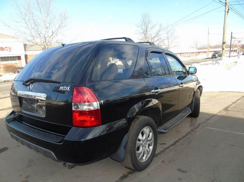 2003 Acura MDX AWD Touring 4dr SUV w/Navi - Kensington CT