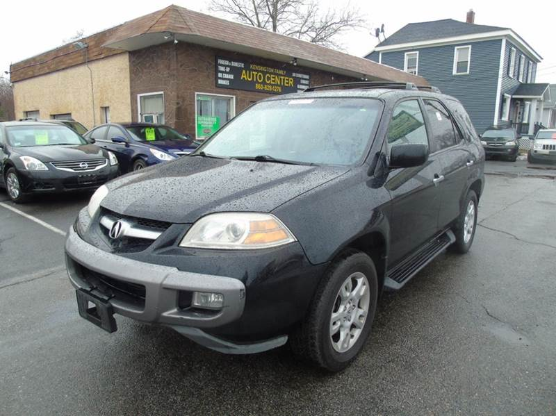 2006 Acura MDX AWD Touring 4dr SUV w/Navi and Entertainment System - Kensington CT