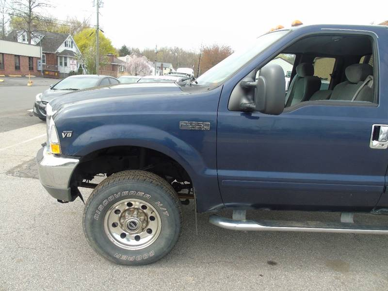 2002 Ford F-250 Super Duty 4dr SuperCab XLT 4WD SB - Kensington CT