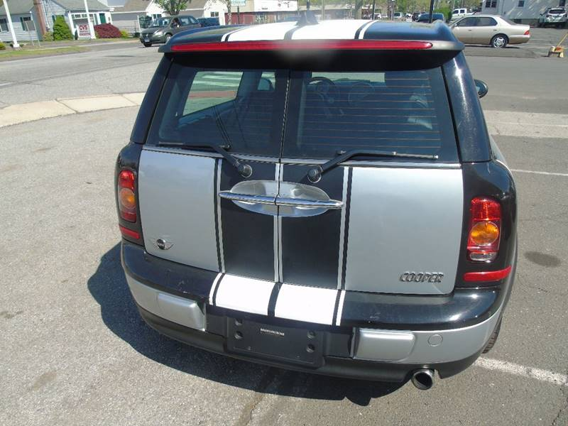 2009 MINI Cooper Clubman 3dr Wagon - Kensington CT