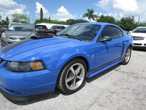 2003 Ford Mustang for sale in Bradenton, FL